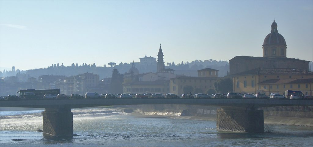 мосты над Арно