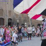 В преддверии Палио 2018-29июня, групповая экскурсия по городу Сиена