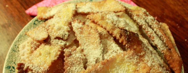 итальянская сладости