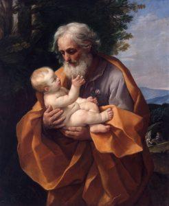 Guido Reni- San Giuseppe