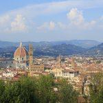 Флоренция - это значит цветущая.