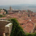 Аббатство Сан-Гальгано и  город Масса Мариттима. Тосканские милые древности.