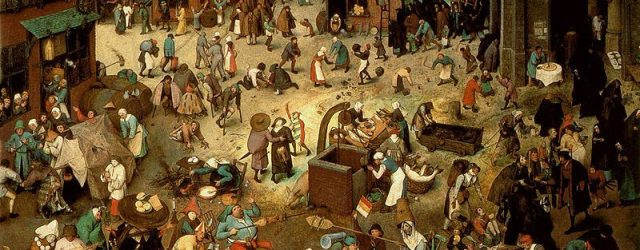 карнавалы в тоскане