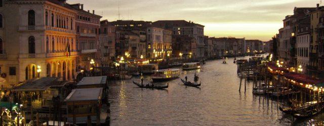 книги о венеции